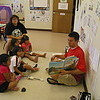 Sauk language immersion classroom