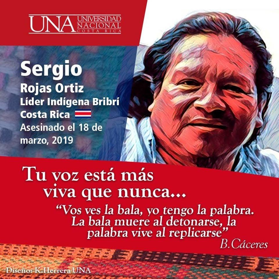 Sergio Rojas (Bribri)- COSTA RICA