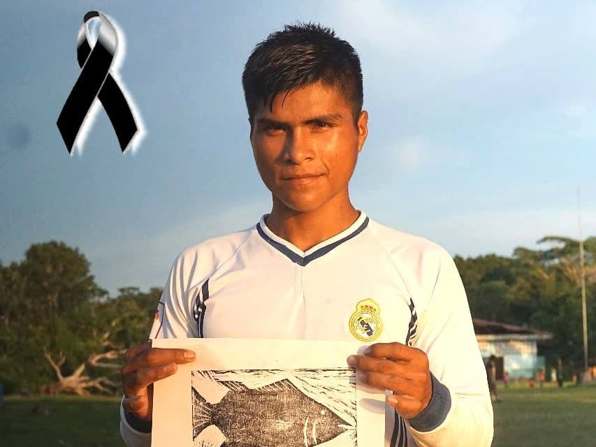Cristian Javá Ríos (Urarina), PERU