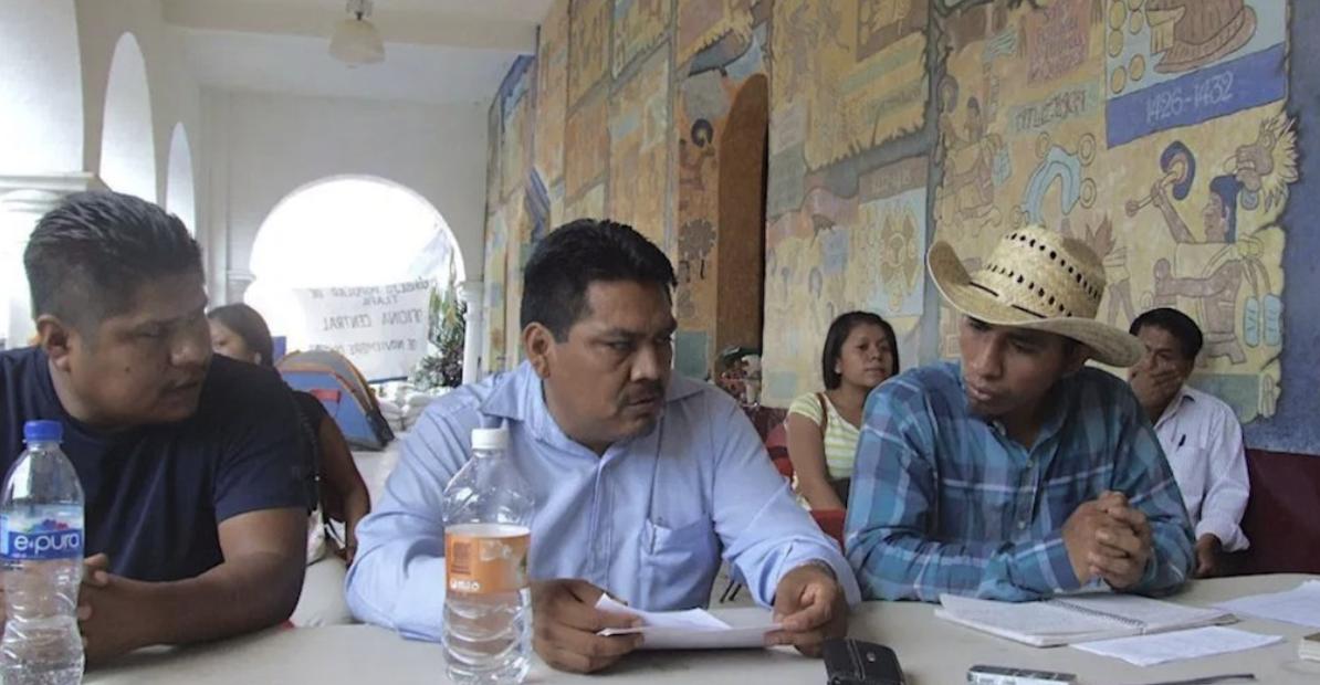 Isaías Cantú Carrasco (Mè'phàà) - MEXICO