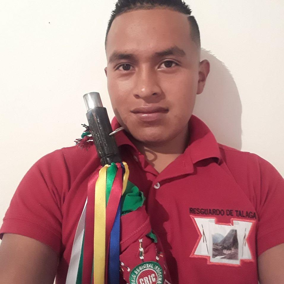 Marlon Ferney Pacho (Nasa) - COLOMBIA
