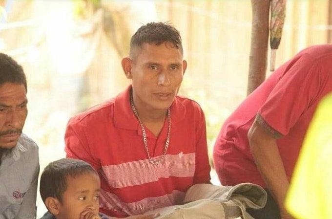 Milgen Idán Soto Ávila (Tolupán) - HONDURAS