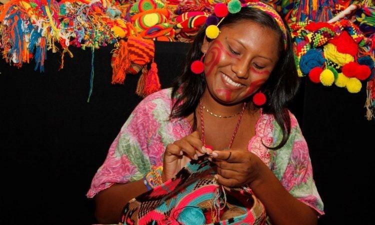 Oneida Epiayú (Wayúu) - COLOMBIA