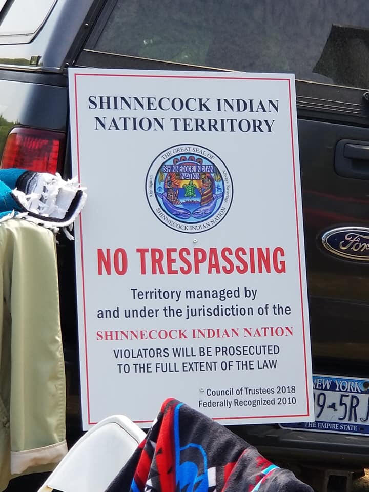 Shinnecock Indian Nation is Exercising its Right to Self