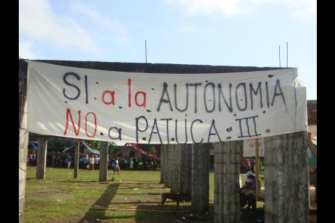 Honduras: Don't Dam the Patuca River!