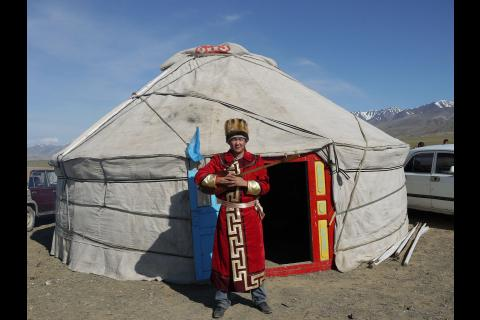 Russia/China: Pipeline Threatens Sacred Highlands
