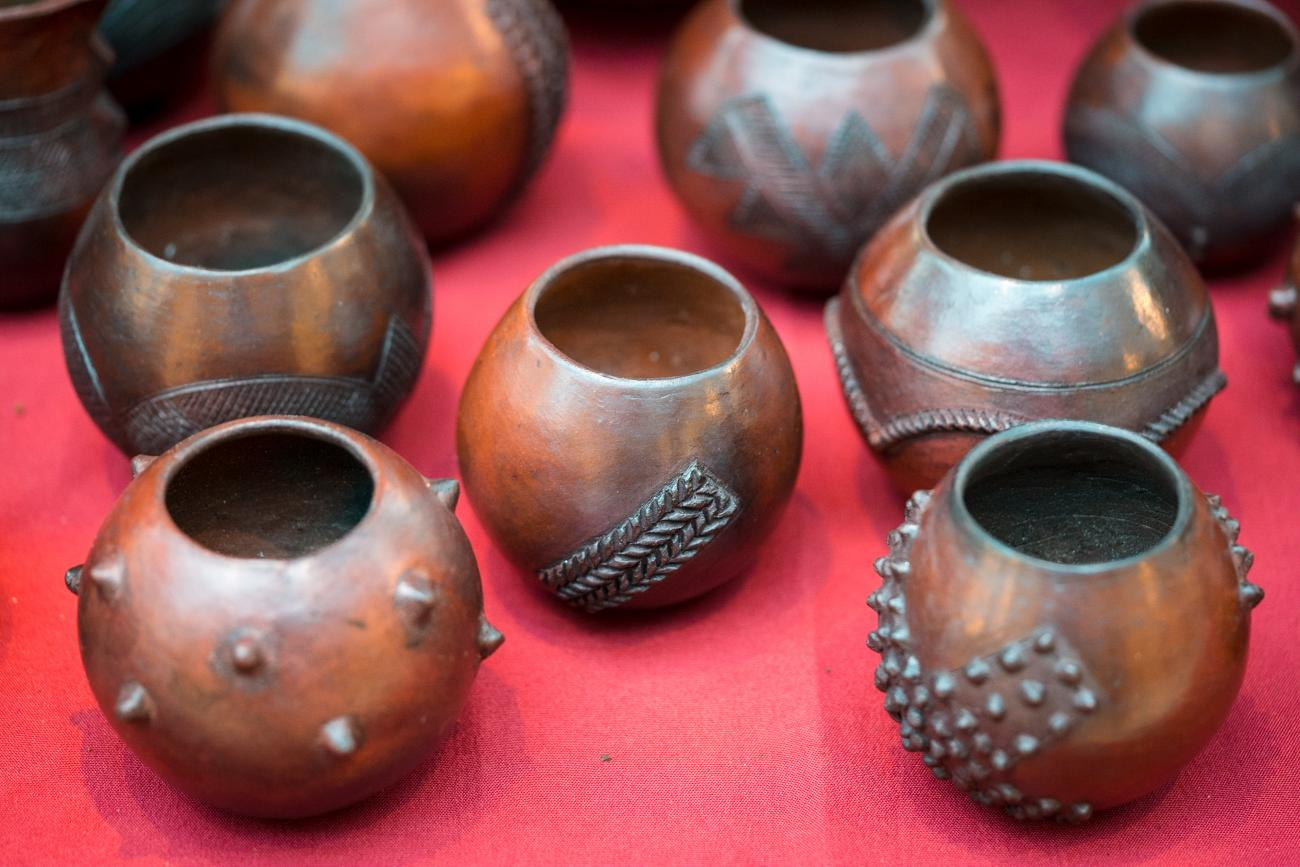 Carrying On Tradition Through Clay Jabulile Nala Cultural Survival