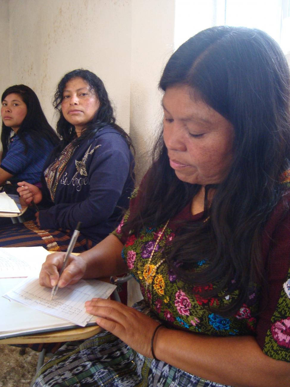 Writing Remembrance in Guatemala: The Process of Poetry | Cultural