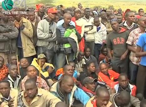 class conflict in kenya
