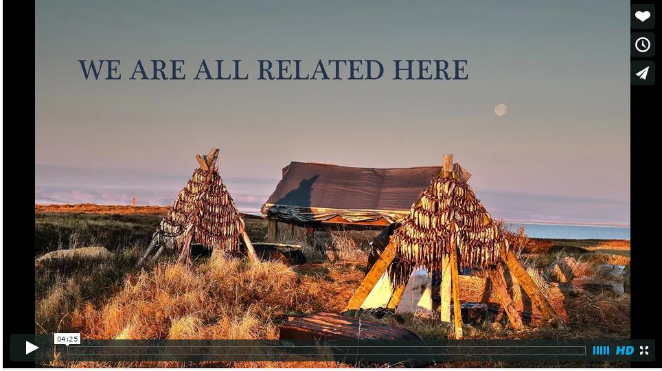 """We Are All Related Here"""": A New Film About The Yup'ik People"""