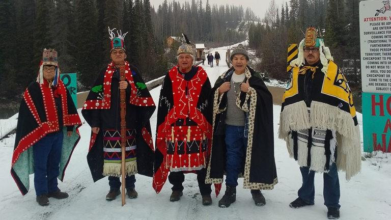 Urgent Call to Action in Support of the Wet'suwet'en First Nation