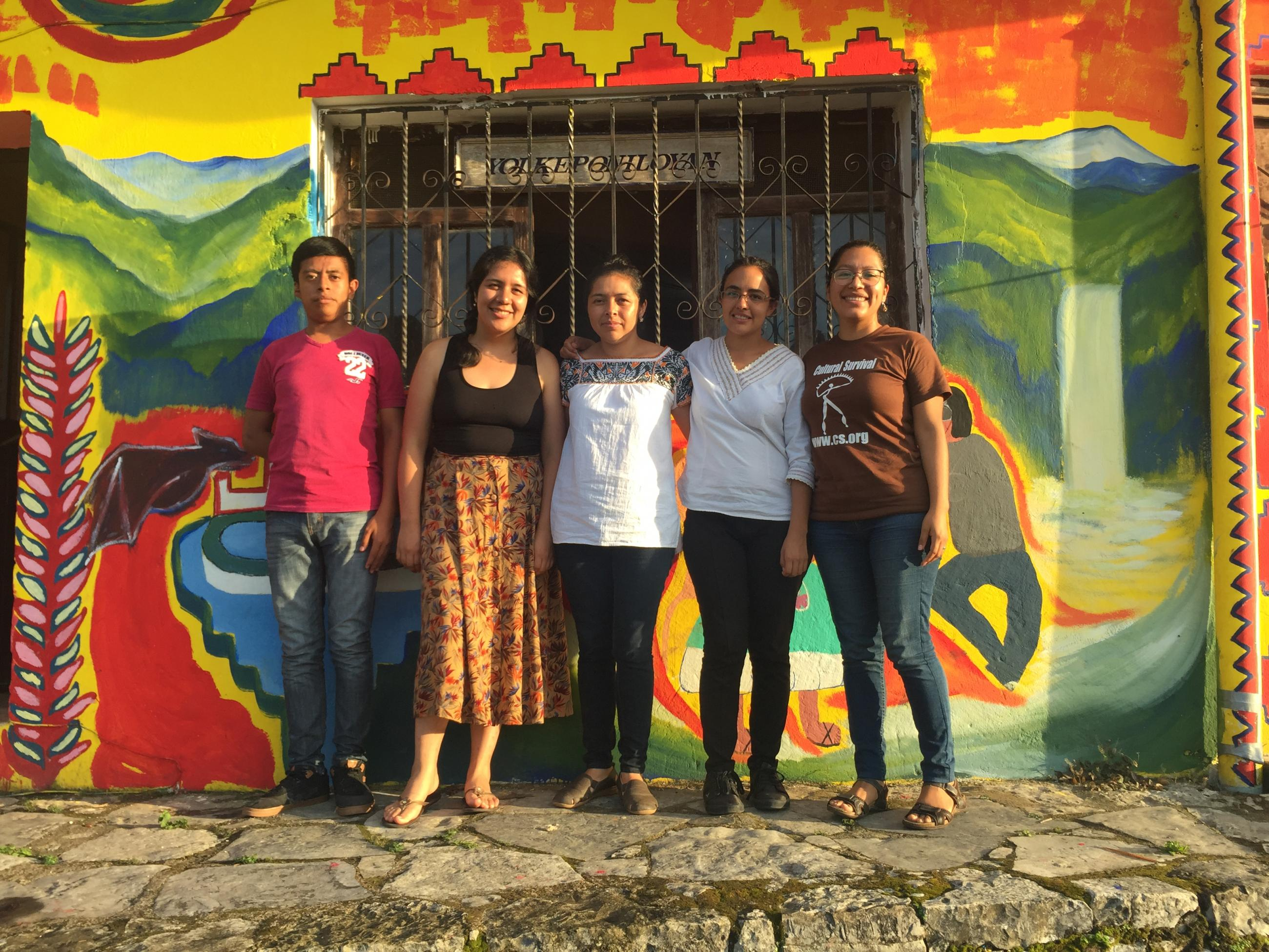 Cultural Survival Advocates for Indigenous Women in Mexico